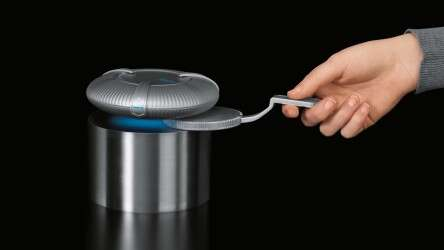 Festo SupraMotion: freezing the levitating distance at a specified position