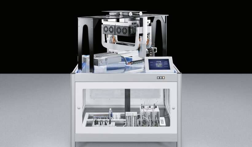 SupraCarrier: potential application with flat workpieces