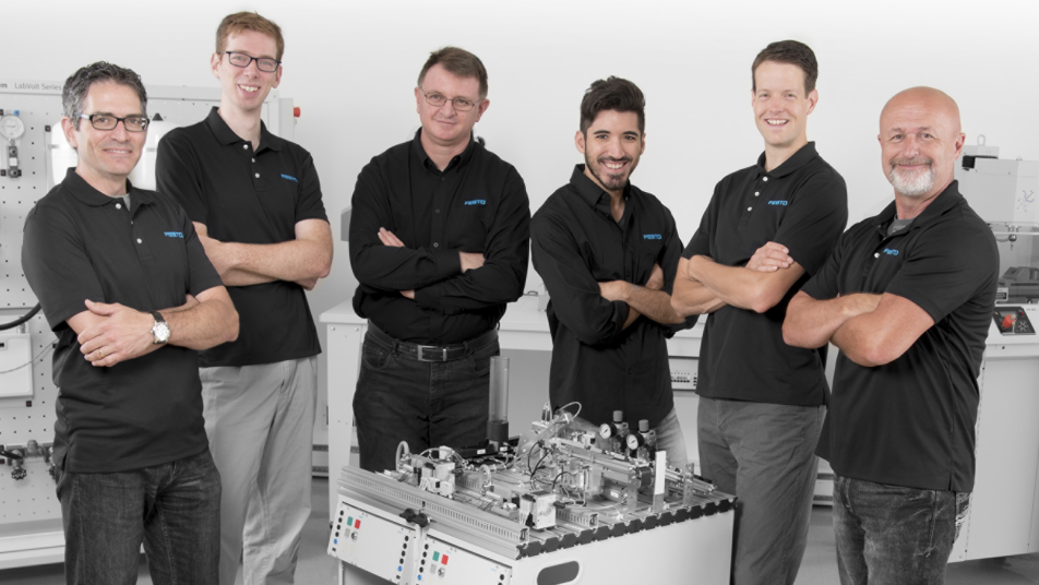 Festo Didactic customer support