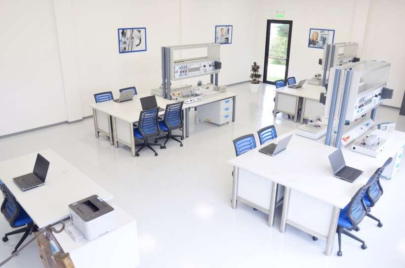 Reference lab