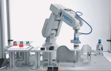learning-systems-Robot-Vision-Cell