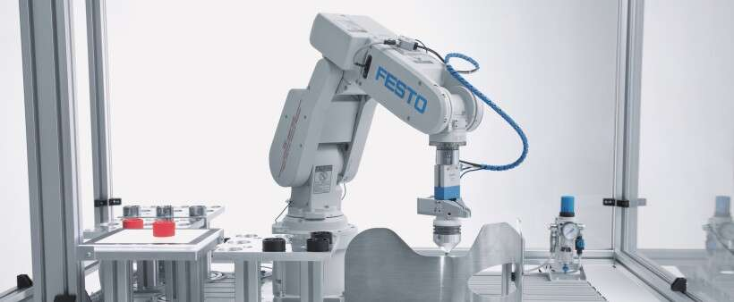 Learning systems for industrial robotics