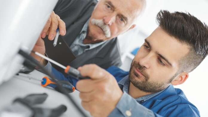Training solutions for the basic HVAC principles