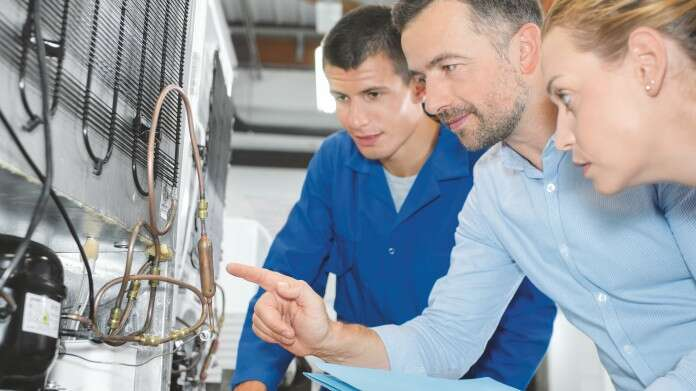 Training solutions for refrigeration technology