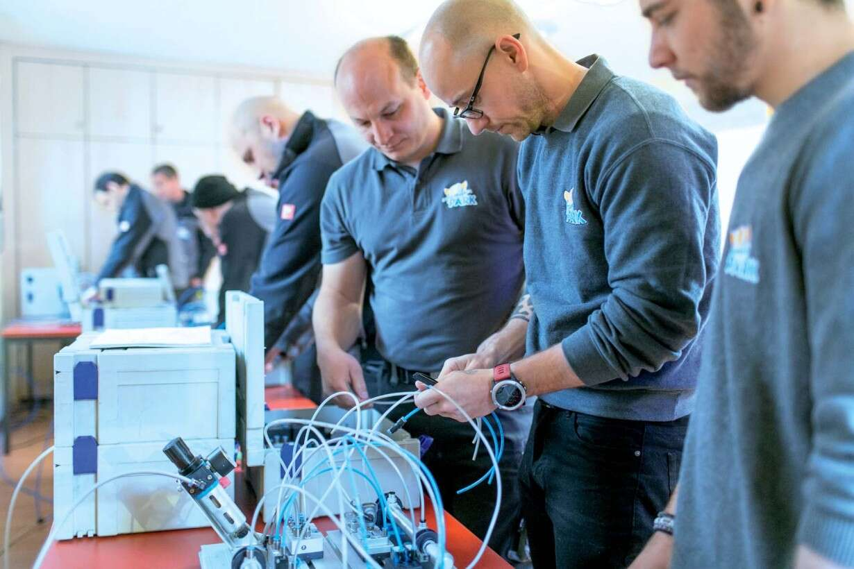 In-house training Festo Didactic