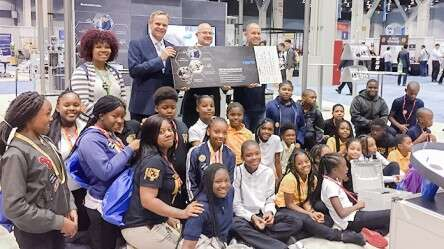 CPS School receives its Bionics4Education Kit