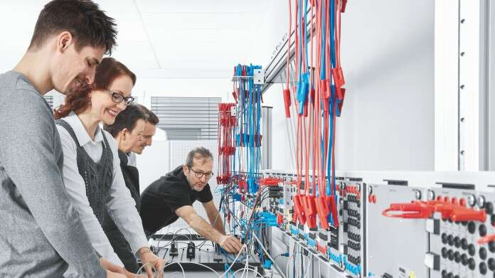 Training from Festo Training and Consulting