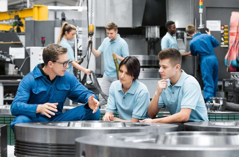 Individualised training for job roles