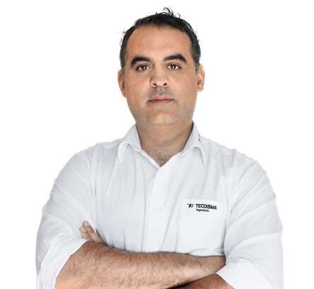 Juan Ageitos, Director of Tecdisma