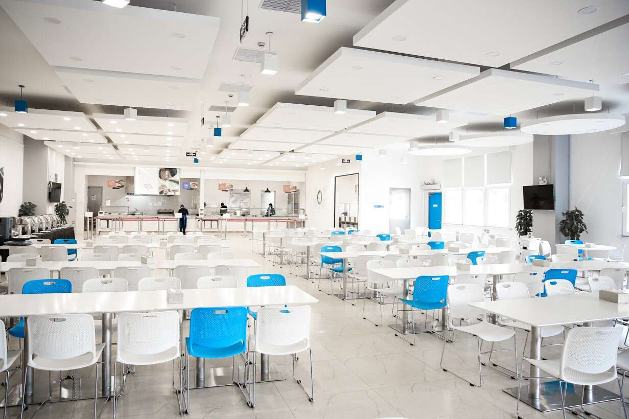 Shanghai office - Canteen
