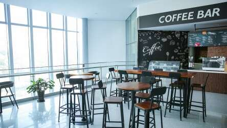 Shanghai office - Coffee Bar
