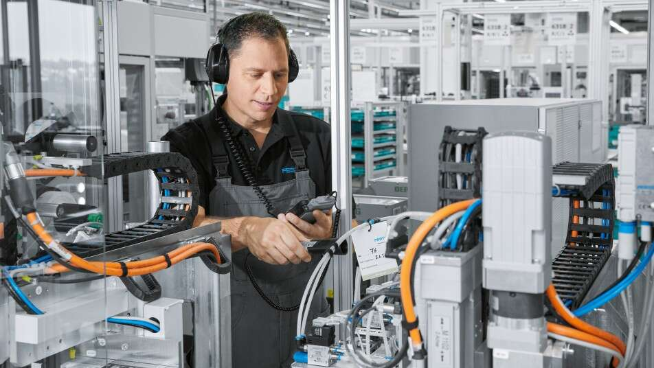 Festo Energy Saving Services