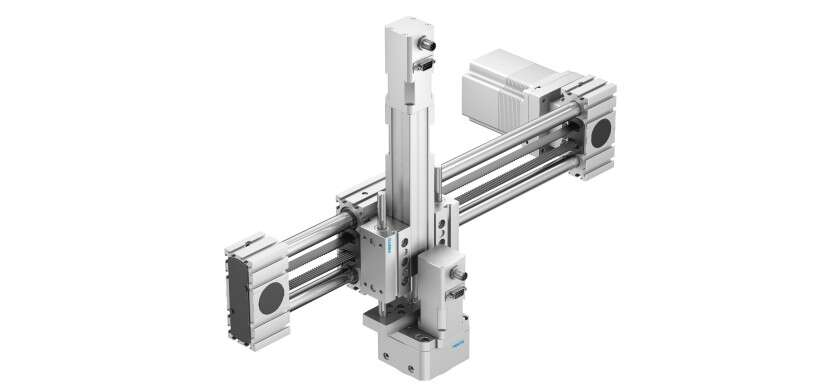Optimized Motion Series: multi-axis solution