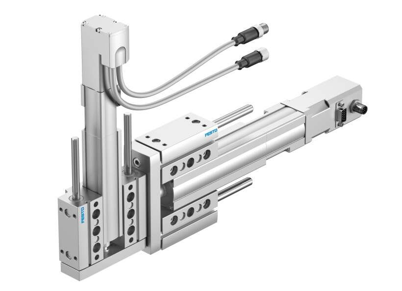 Optimized Motion Series: compact pick & place solution