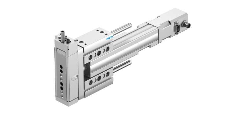 Optimized Motion Series: positioning system