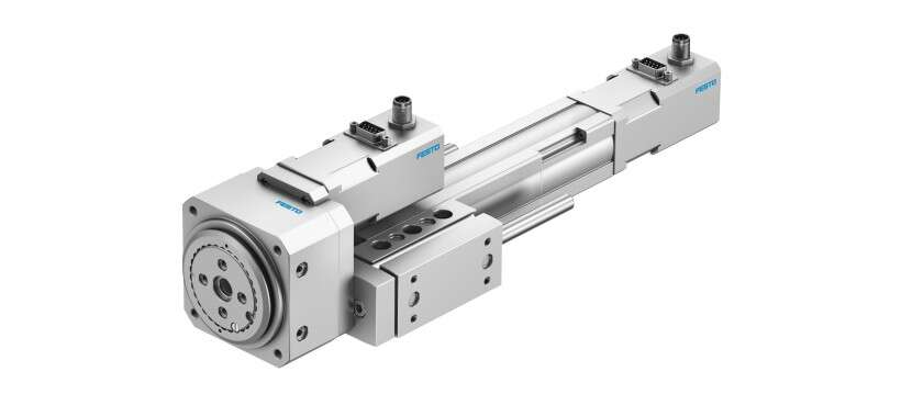 Optimized Motion Series: rotary lifting solution