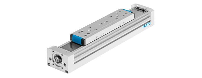 Ball screw linear actuators for cleanrooms