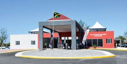 The FACT Centre in Jamaica