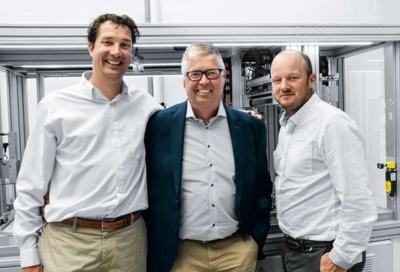DNA extraction machine: the team of Synchron Lab Automation and Festo