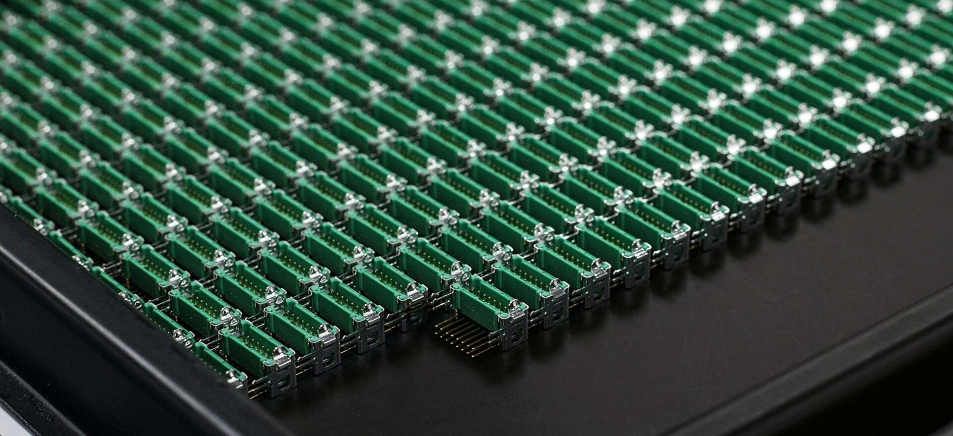 Harwin circuit boards