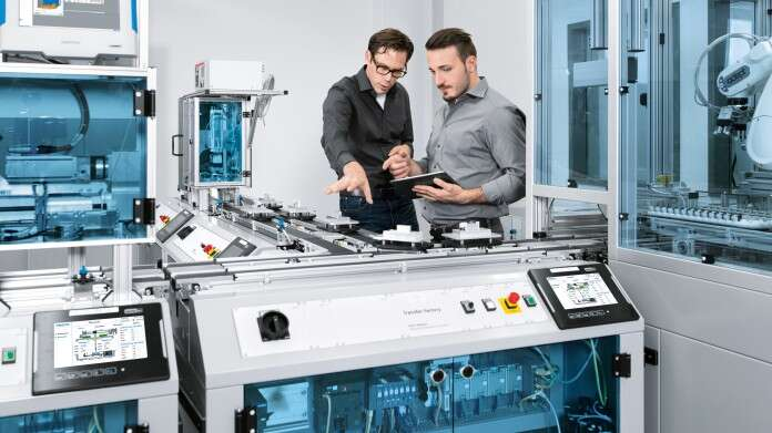 Learning systems Industry 4.0