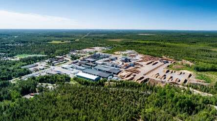 Norra Timber Plant