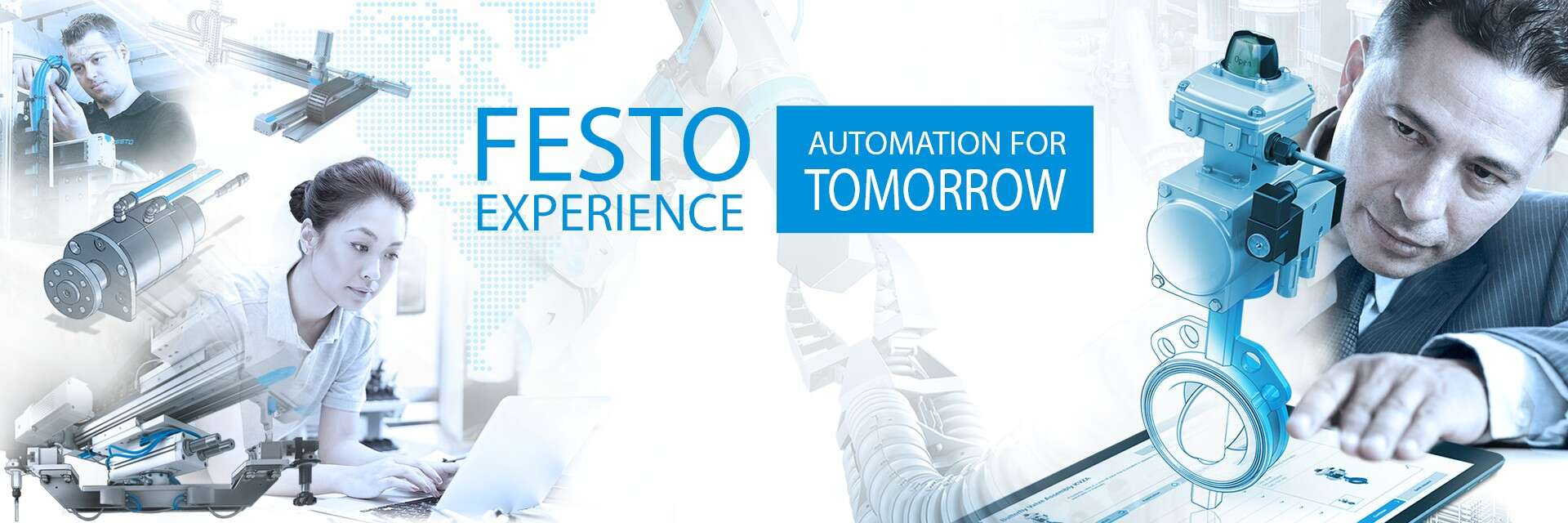 Message from Festo