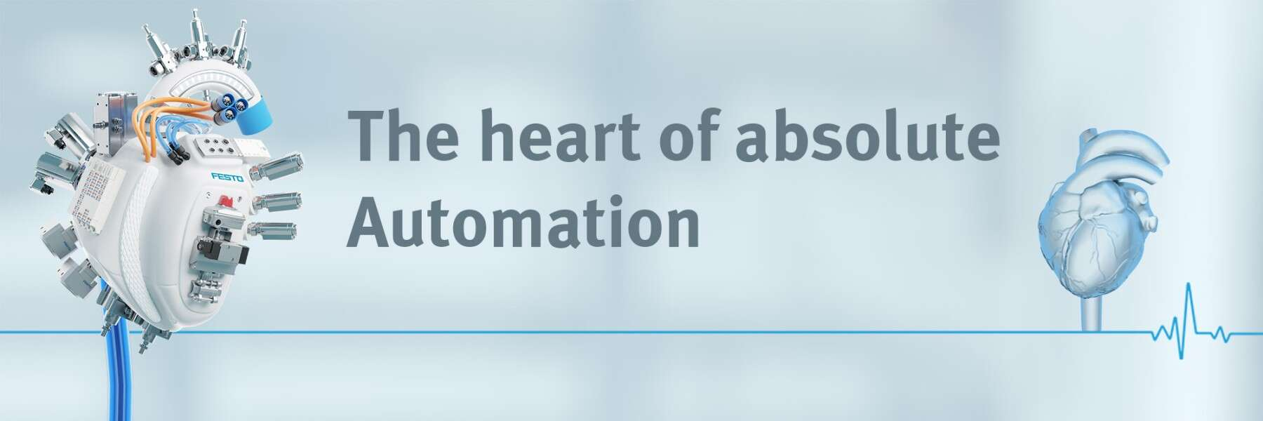 Heart of absolute automation