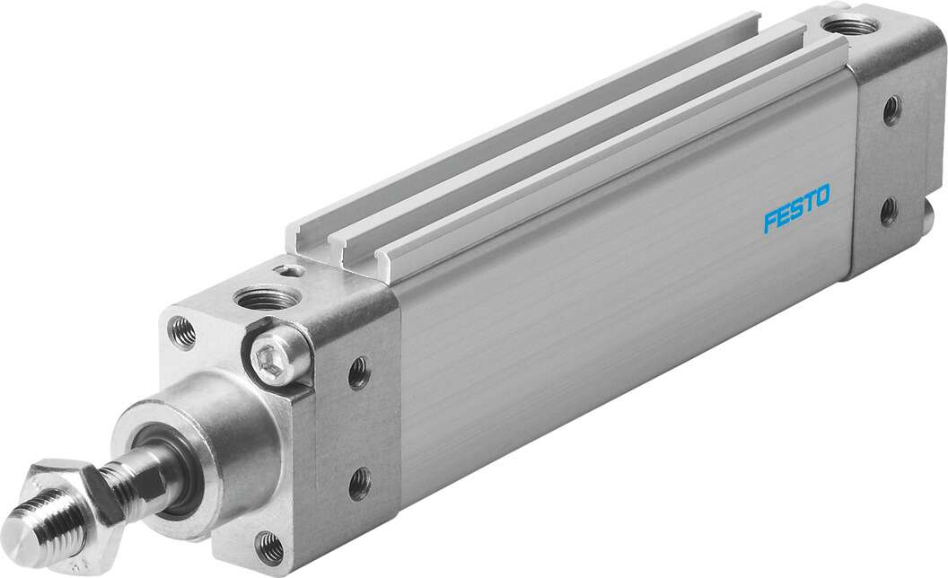 Flat cylinder, inches