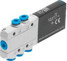 Application-specific directional control valves