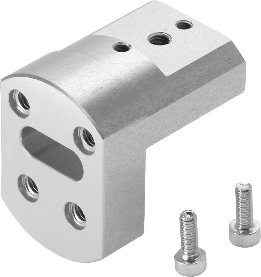 Adapter for pneumatic grippers