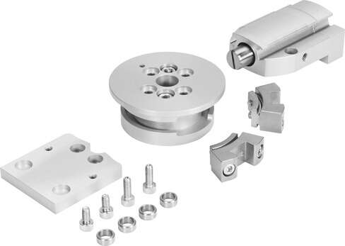 Clamping unit, clamping component