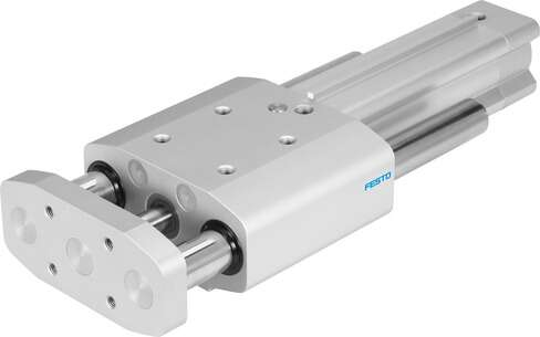 Guided actuator