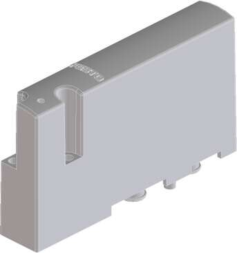 Cover plate for VOVC