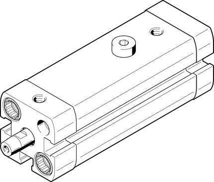Swing clamp cylinder