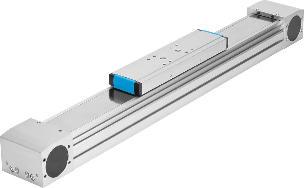 Belt driven linear actuator