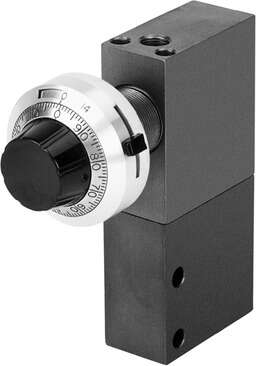 Pneumatic timer, supplementary product range