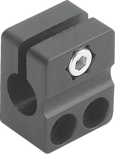 Mounting attachment for inductive proximity sensors