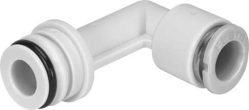 Push in fitting push in cartridge, polymer gray, inches