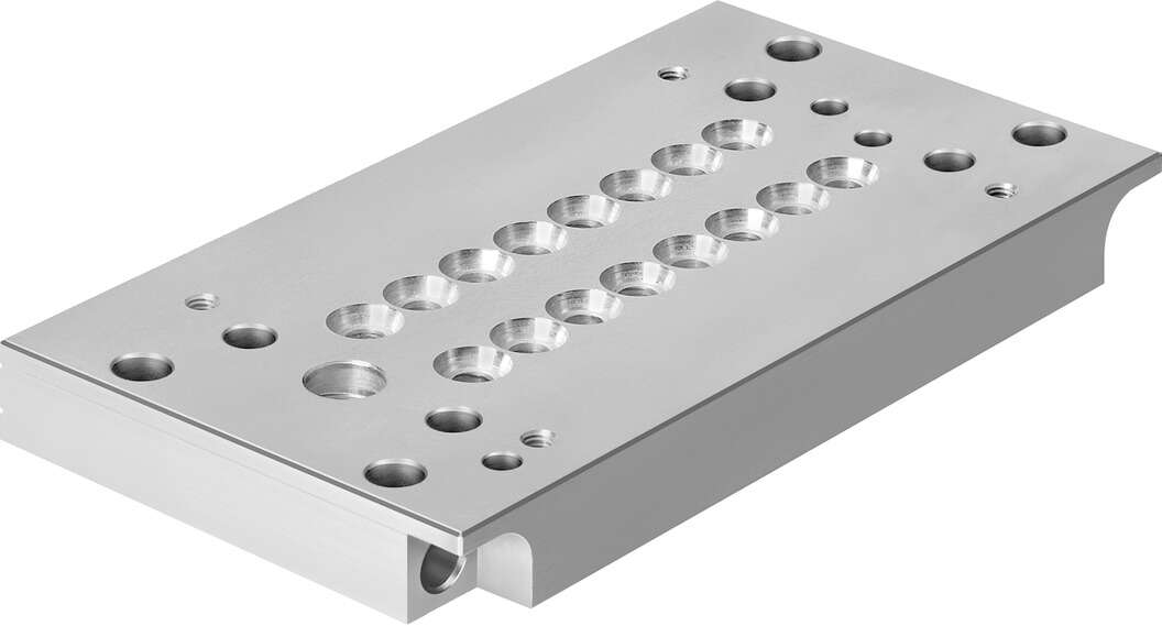 Sub-base for CPV, Compact Performance