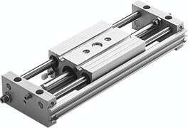 Magnetically coupled cylinders