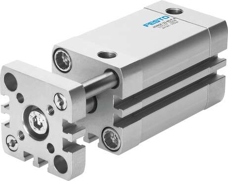 Compact air cylinder, metric