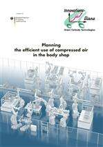 Planning the efficient use of compressed air in the body shop
