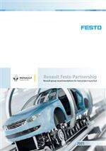 Renault Festo Partnership