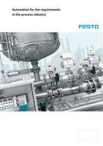 Product flyer Process Industry
