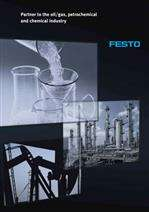 Partner to the oil/gas, petrochemical and chemical industry