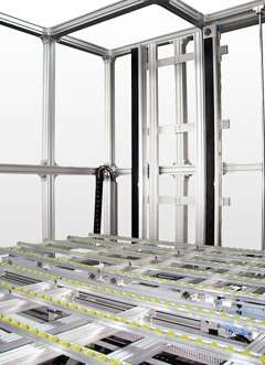 Lifter systems from Festo for the production of thin-layer solar cells