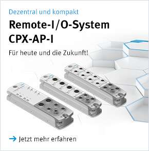 Dezentrales Remote I/O-System CPX-AP-I