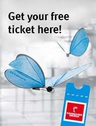 Hannover Messe 2016 free tickets