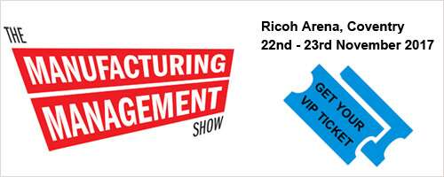 Manufacturing Management Show VIP tickets